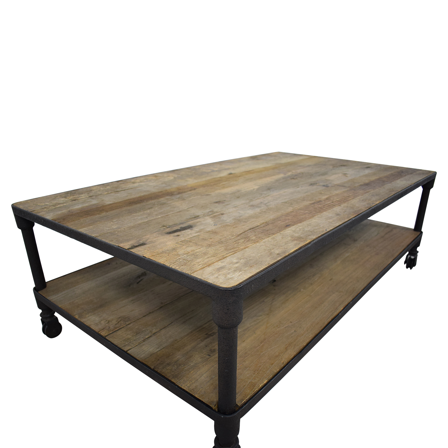 63 Off Restoration Hardware Dutch Coffee Table Tables