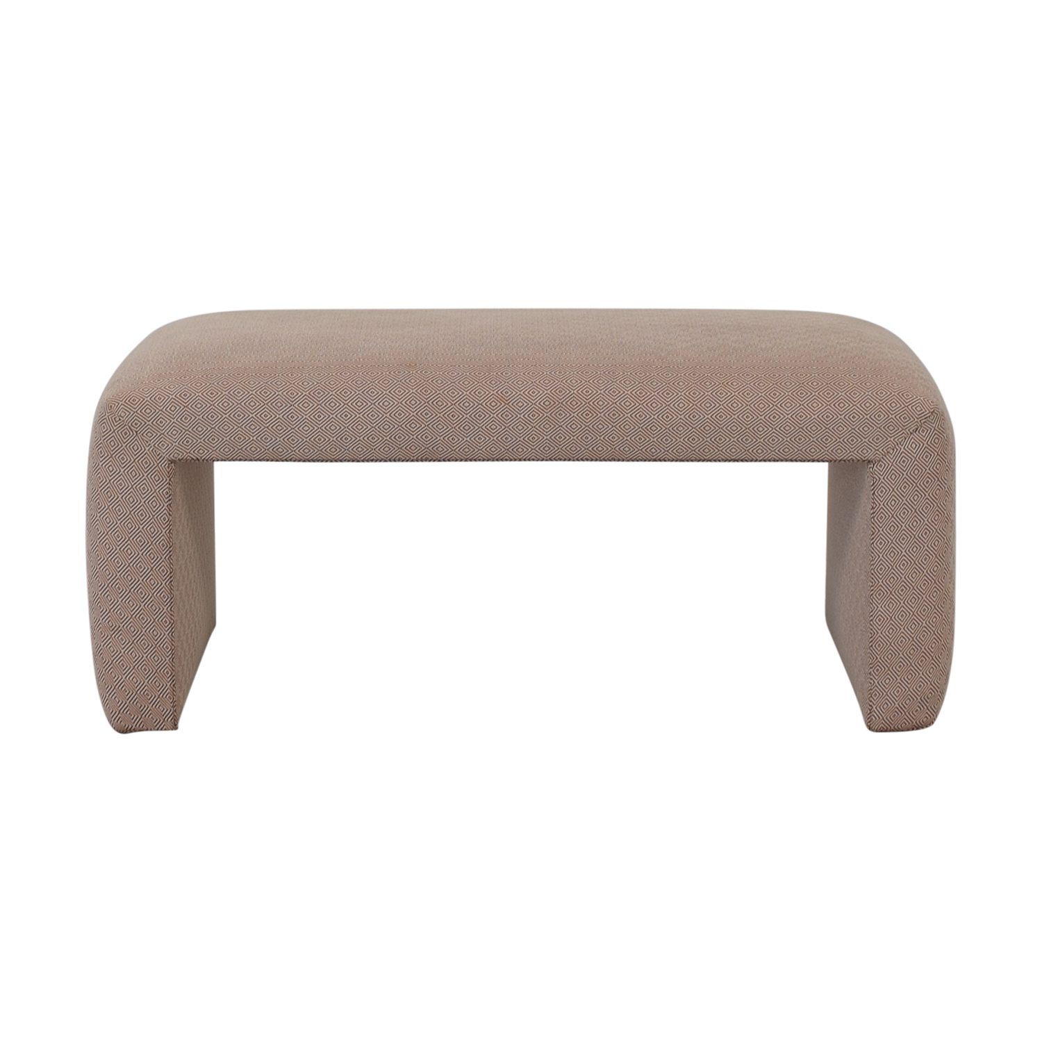 Custom Upholstered Bench dimensions