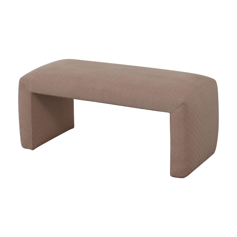 buy Custom Upholstered Bench