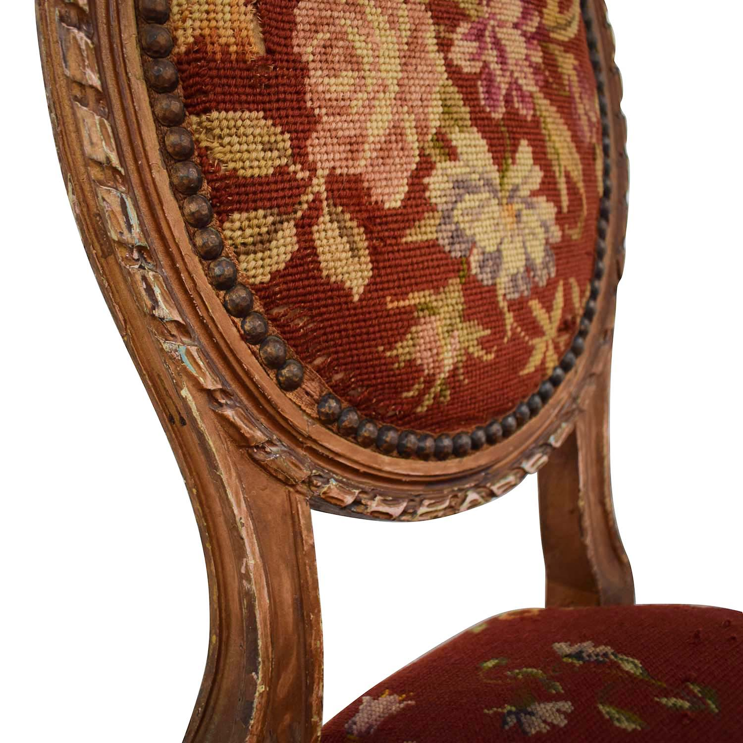 Antique Side Chair on sale