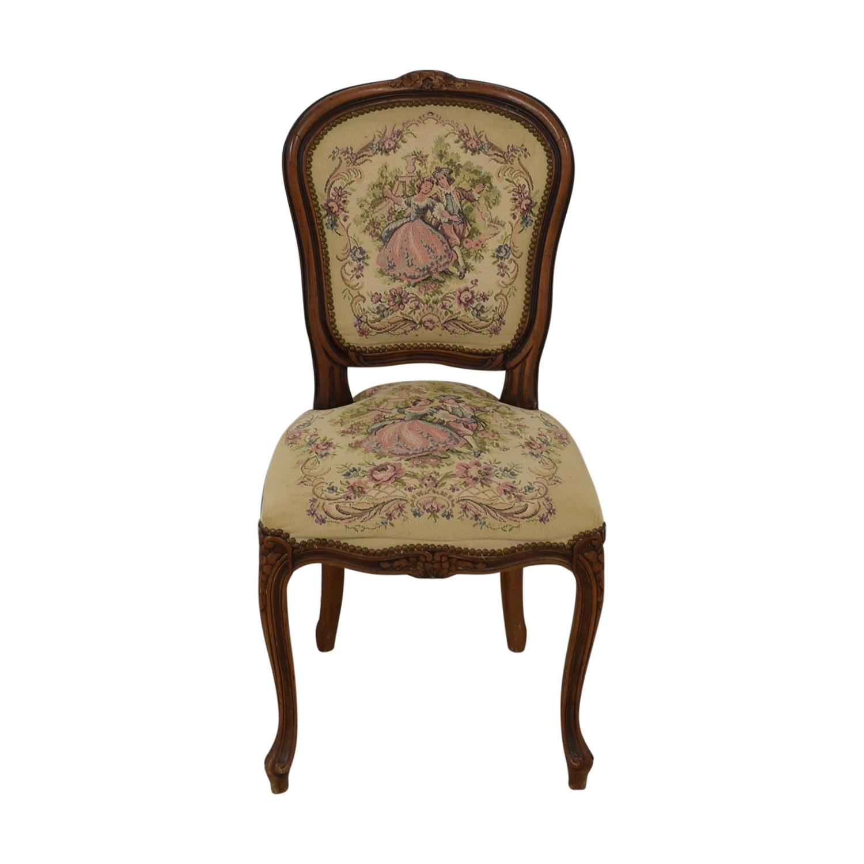 Chateau d'Ax Chateau d'Ax Antique Chair nj