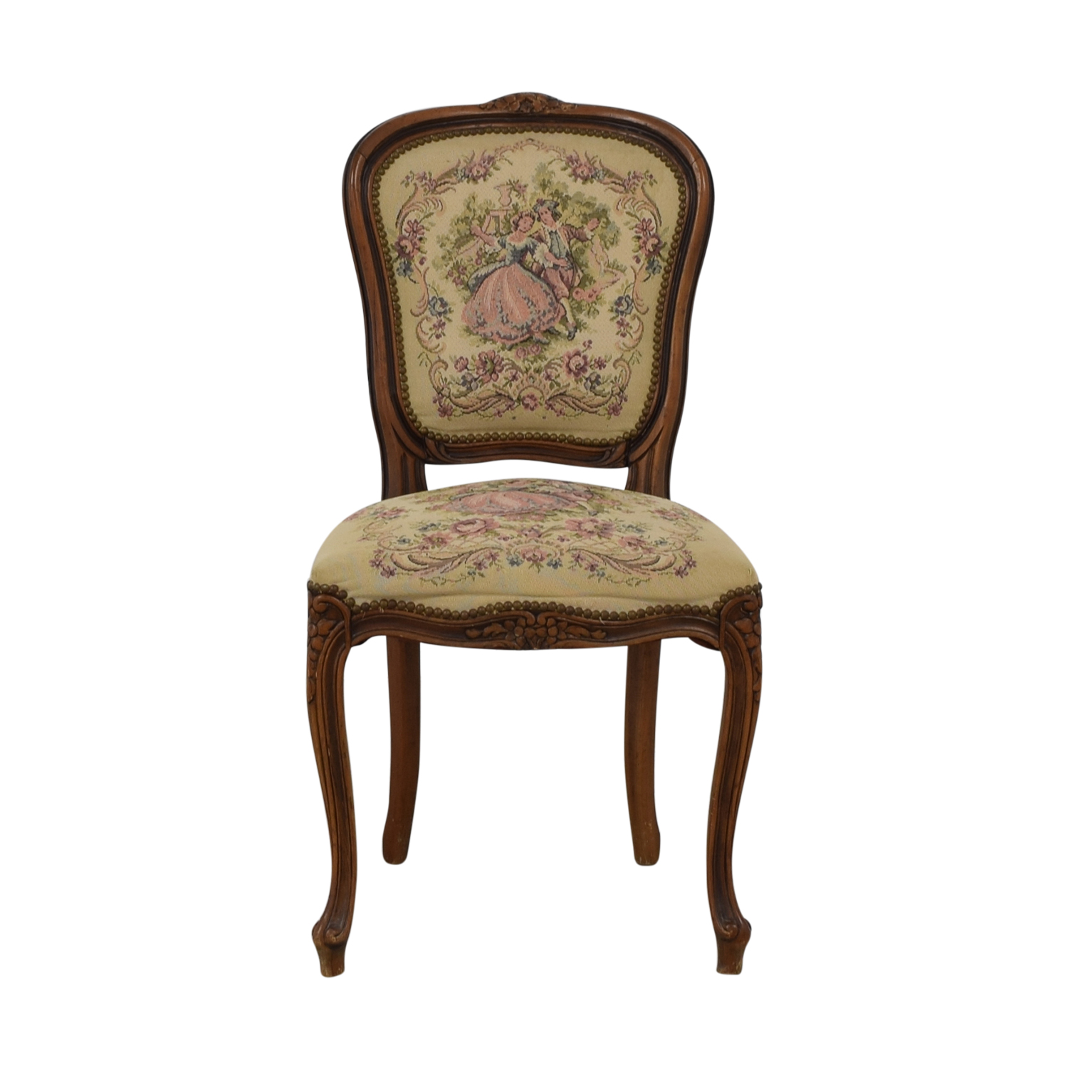 Chateau Dax Furniture Reviews: Chateau D'Ax Chateau D'Ax Antique Chair / Chairs