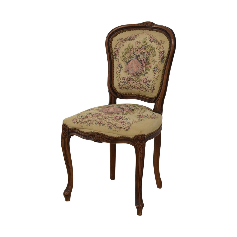 Chateau d'Ax Chateau d'Ax Antique Chair