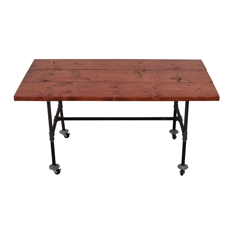 Custom Dining Table cherry