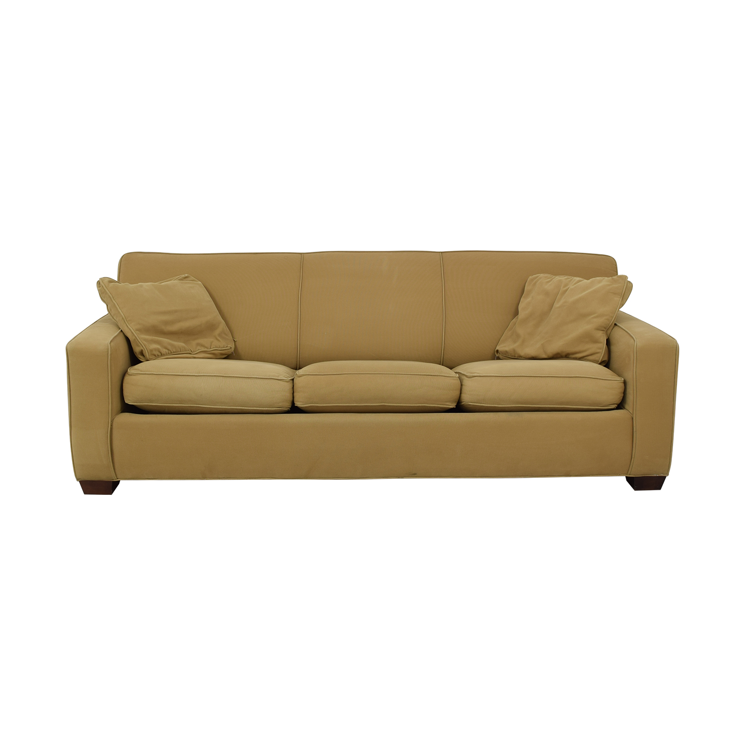 Crate & Barrel Crate & Barrel Cameron Queen Sleeper Sofa Sofa Beds