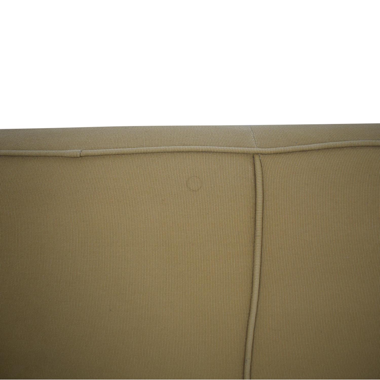 Crate & Barrel Cameron Queen Sleeper Sofa / Sofa Beds