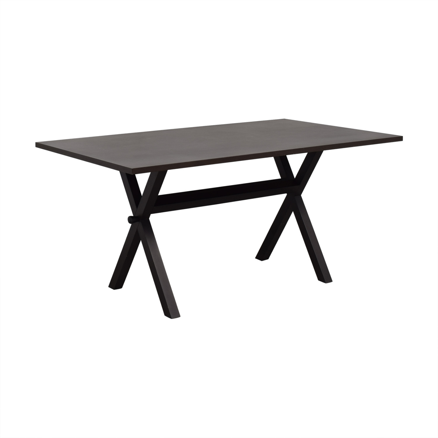 shop Design Within Reach Design Within Reach X-Base Dining Table online