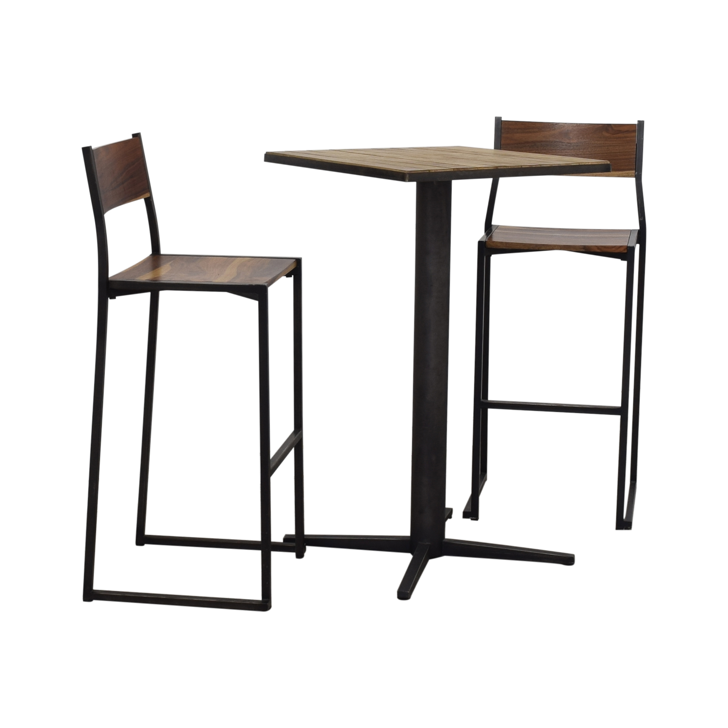 buy From the Source High Top Table and Bar Stools From the Source Stools