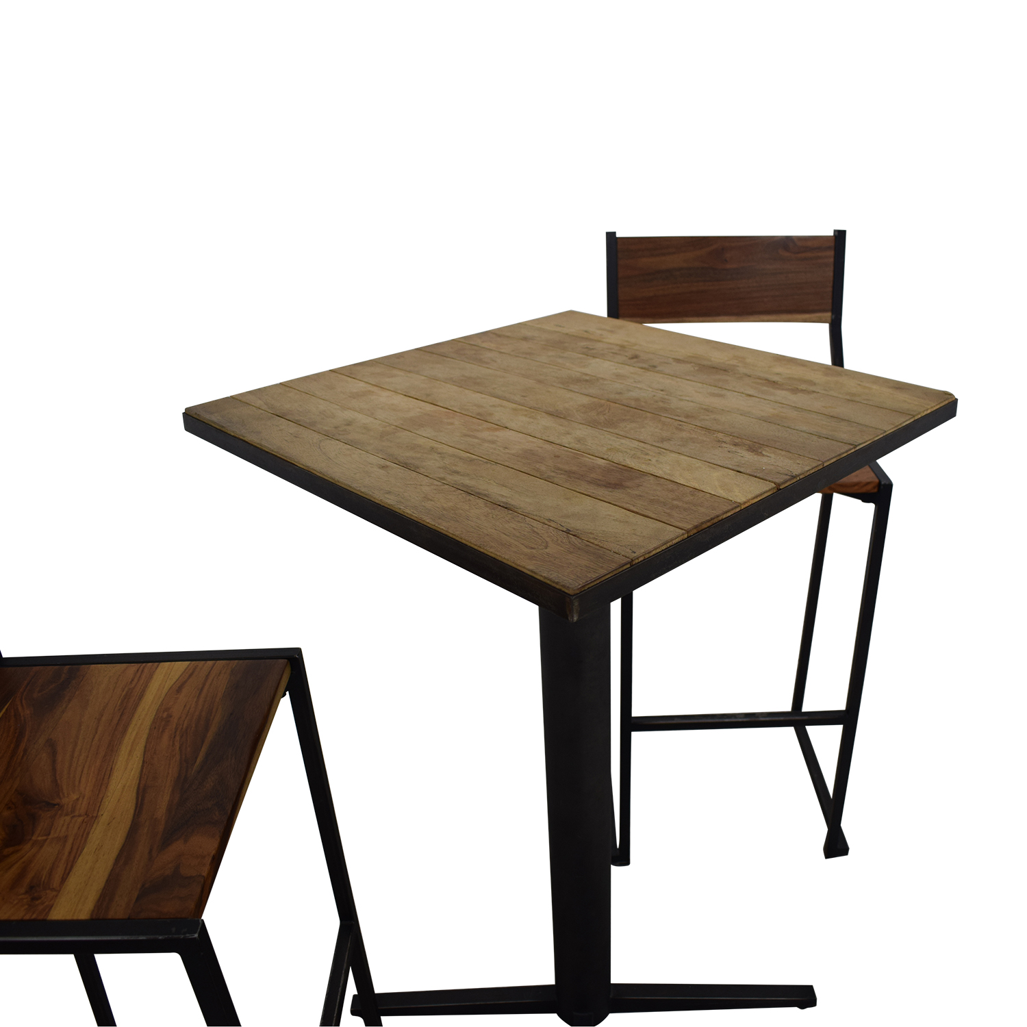 buy From the Source High Top Table and Bar Stools From the Source