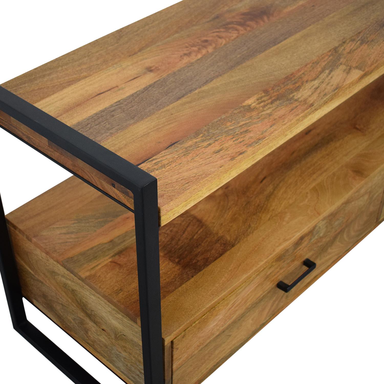 Simpli Home Industrial TV stand Simpli Home