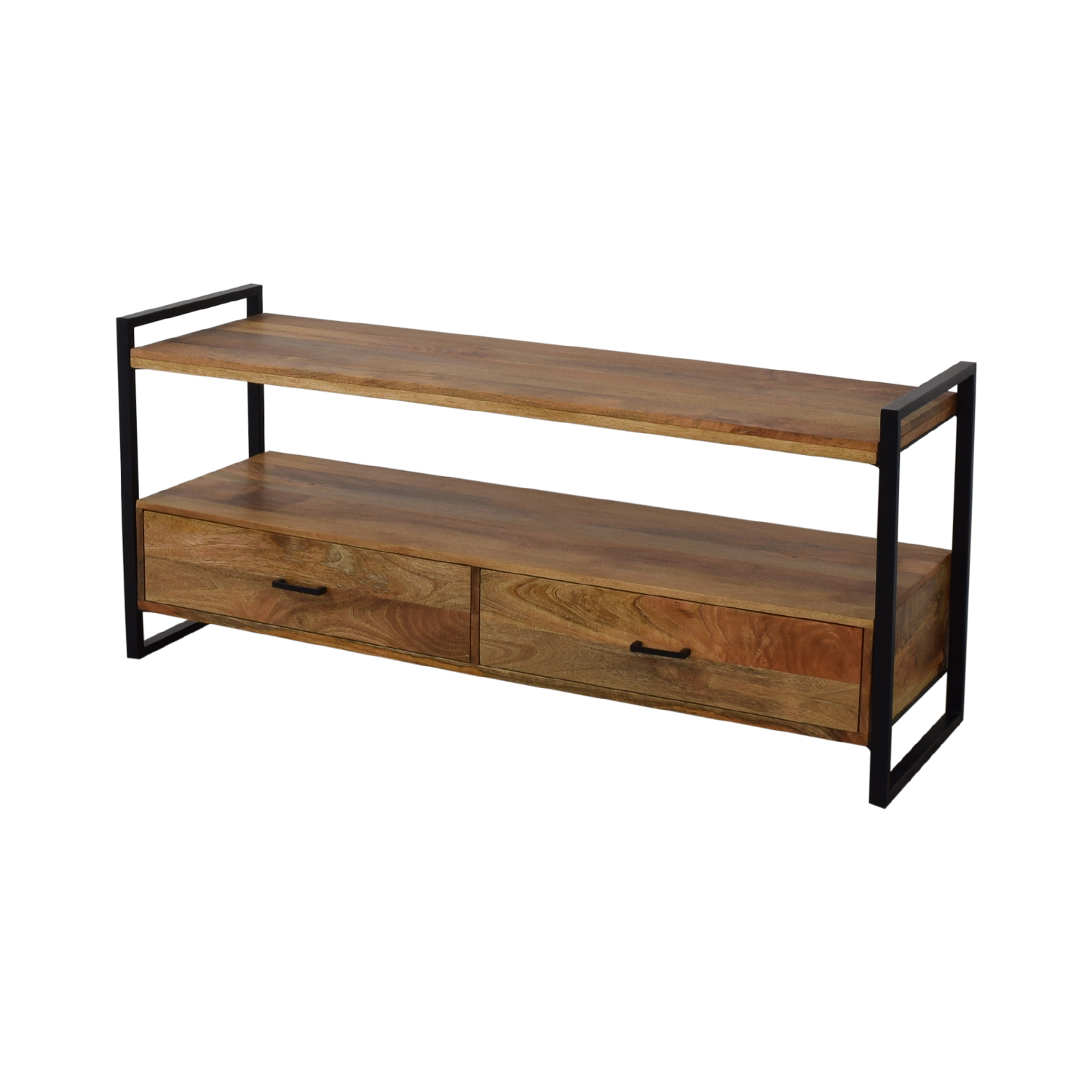 Simpli Home Industrial TV stand sale