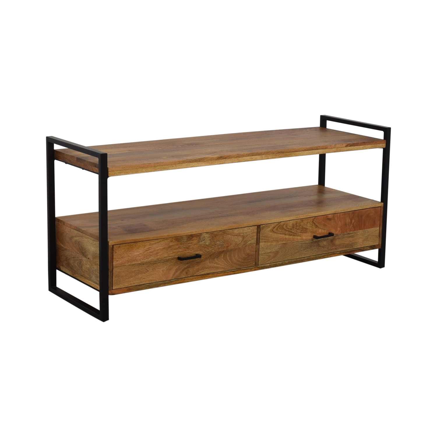 buy Simpli Home Industrial TV stand Simpli Home