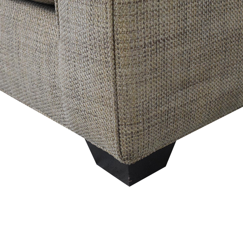 Crate & Barrel Crate & Barrel Three Cushion Sofa on sale