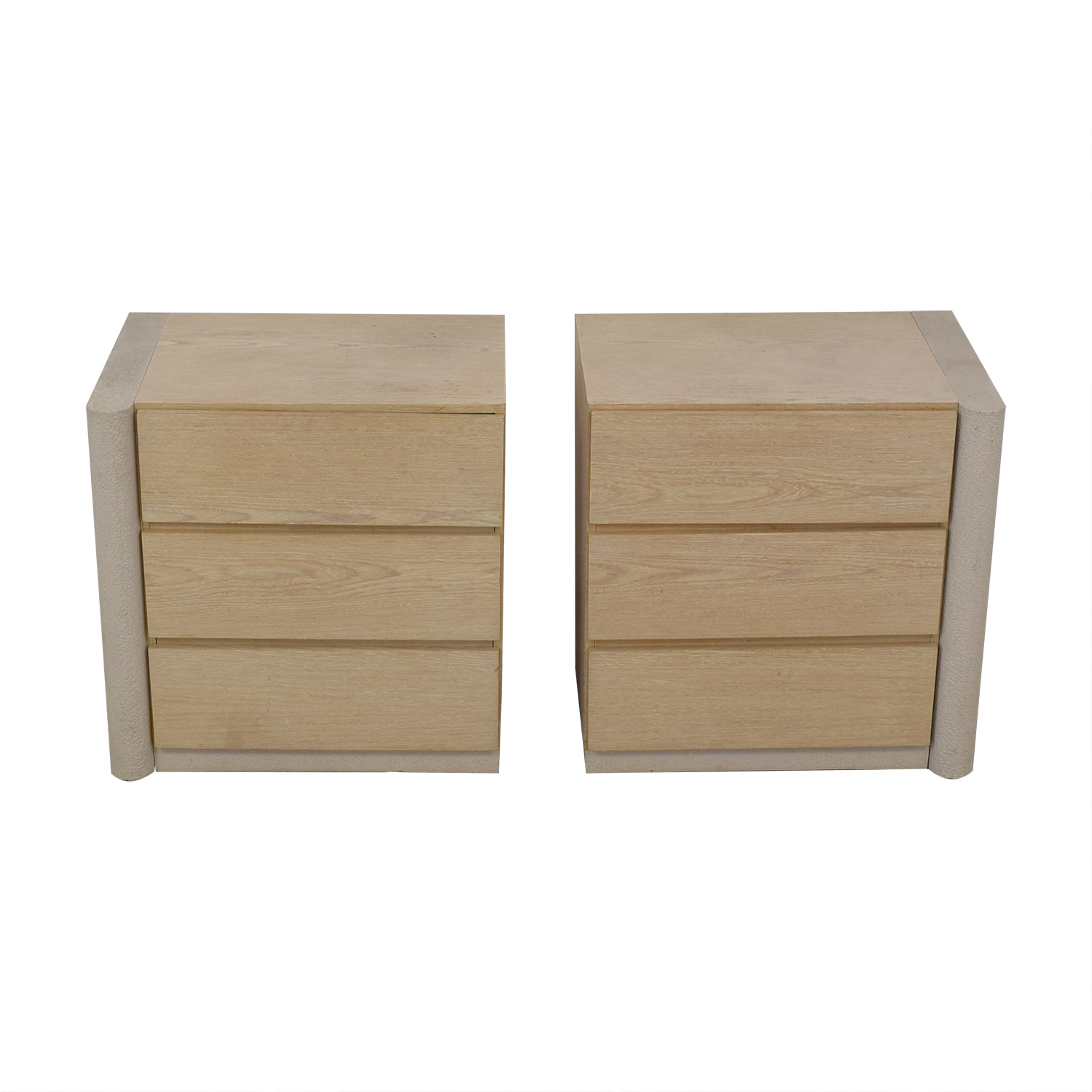 Nightstand with Drawers second hand