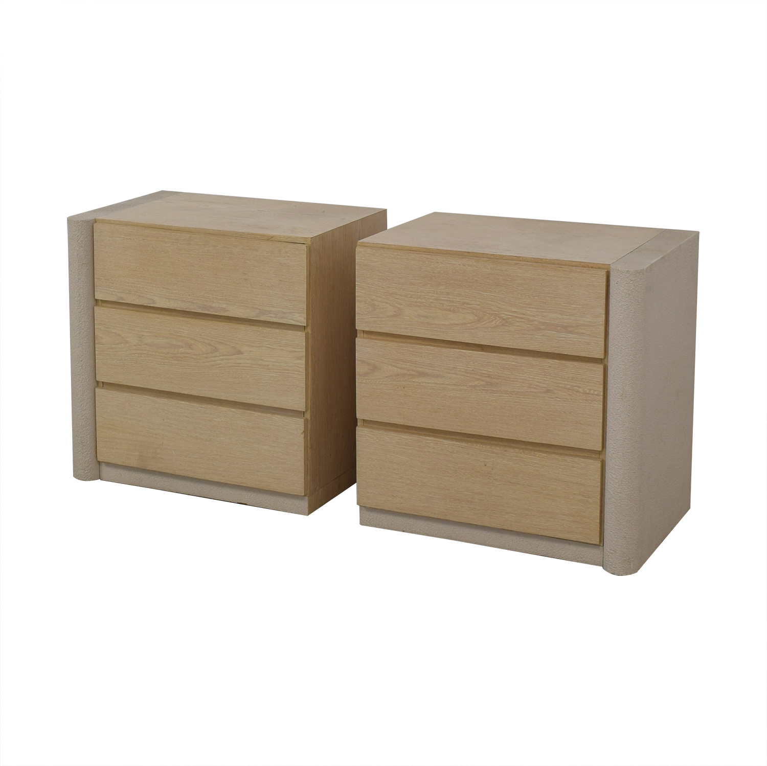 Nightstand with Drawers sale