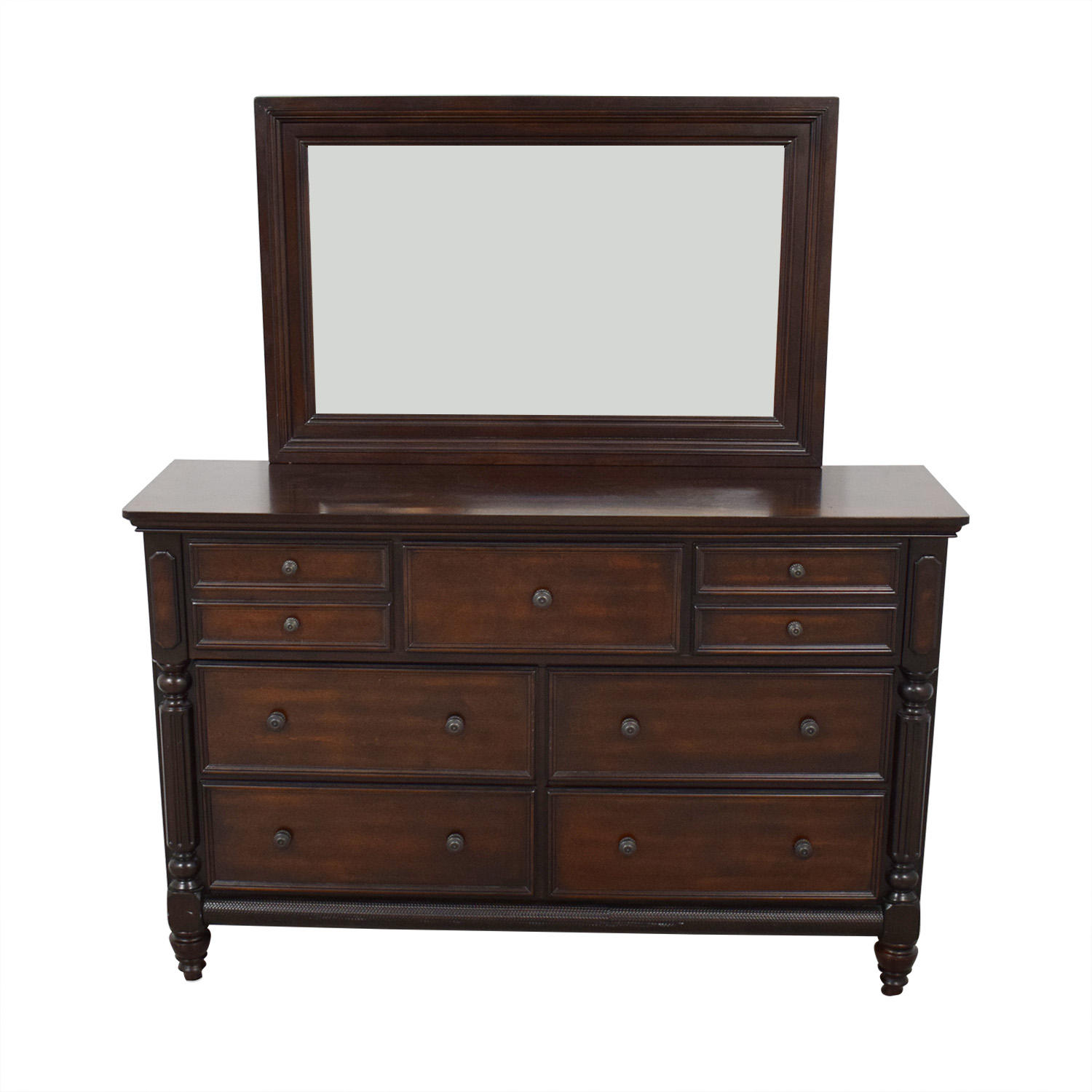 buy Ashley Furniture Ashley Furniture Key Town Dresser with Mirror online