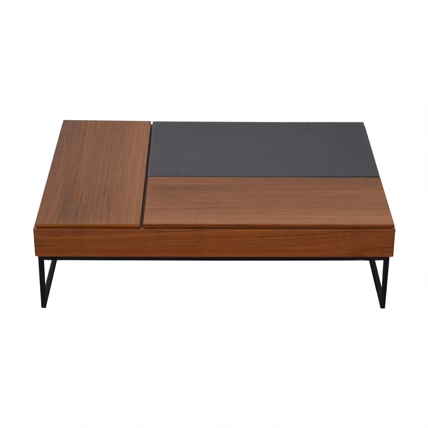 shop BoConcept Chiva Functional Coffee Table with Storage BoConcept
