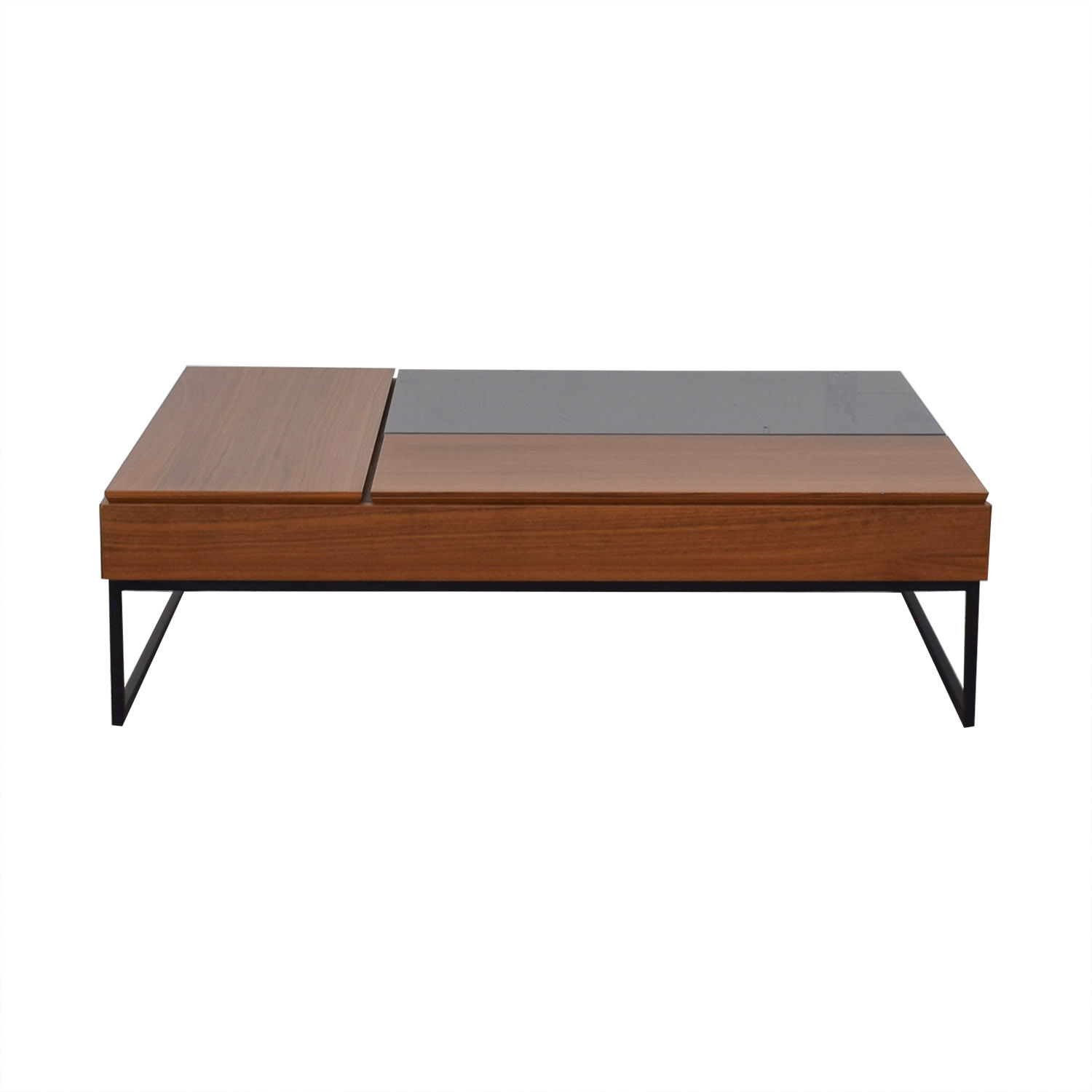 BoConcept BoConcept Chiva Functional Coffee Table with Storage dimensions