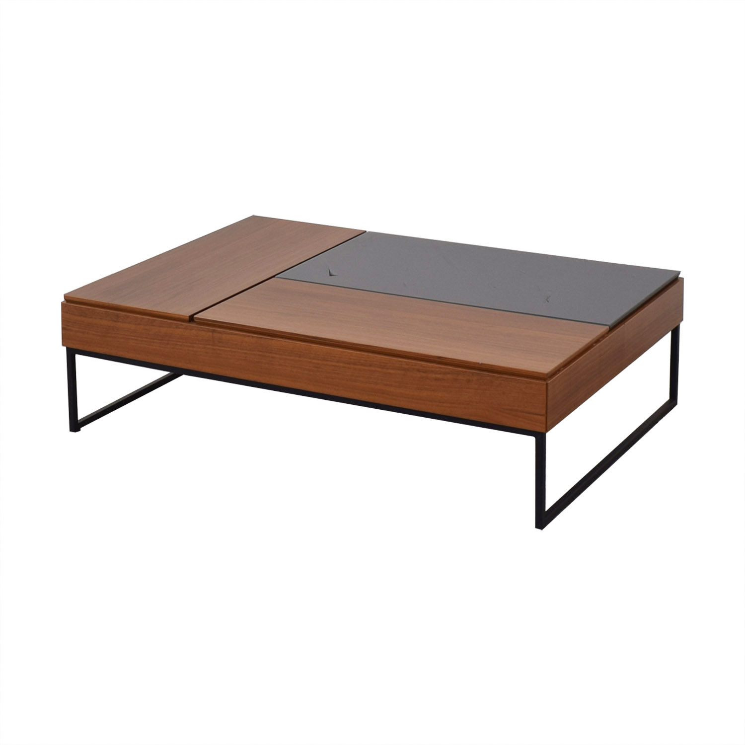 shop BoConcept Chiva Functional Coffee Table with Storage BoConcept Coffee Tables