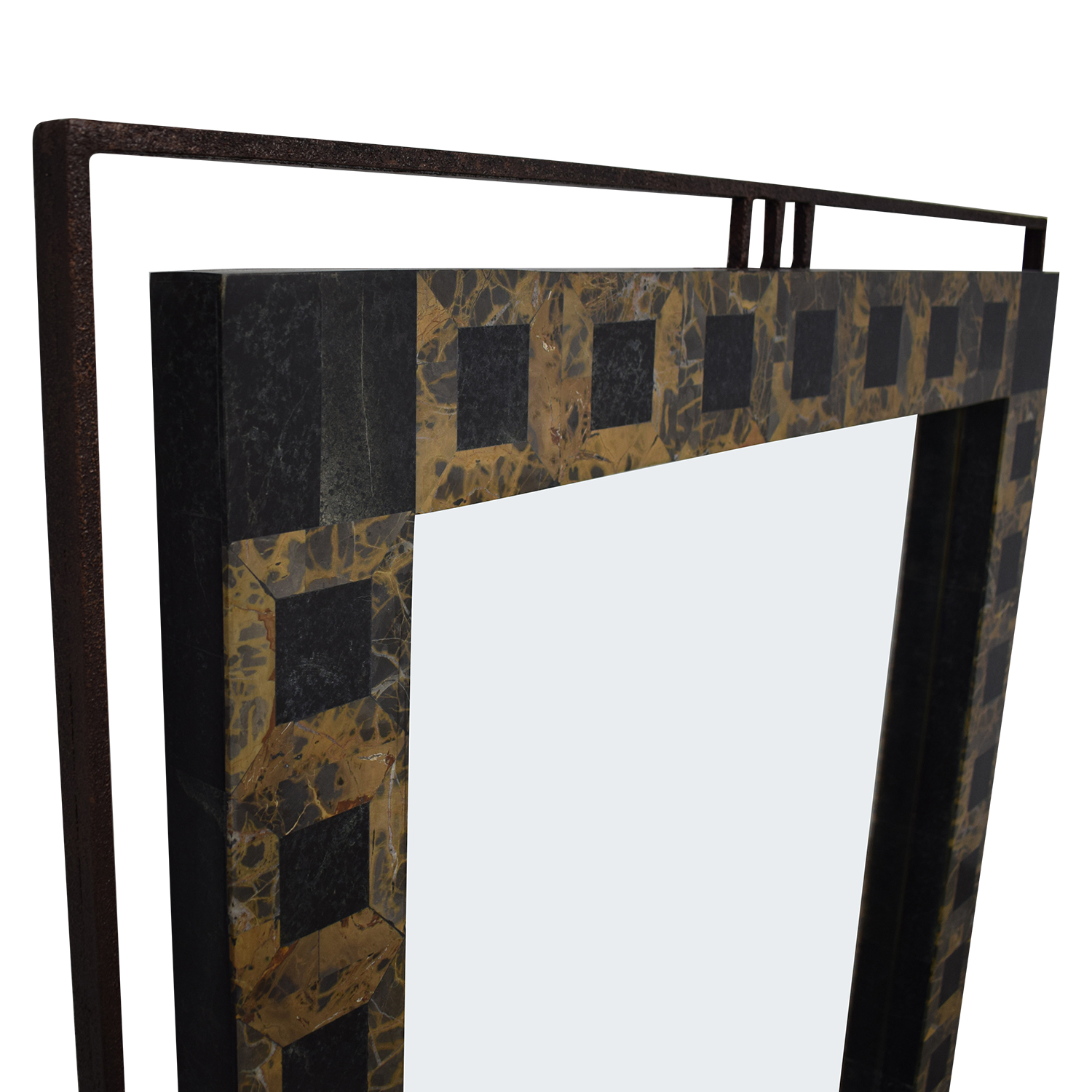 buy Large Double Framed Mirror