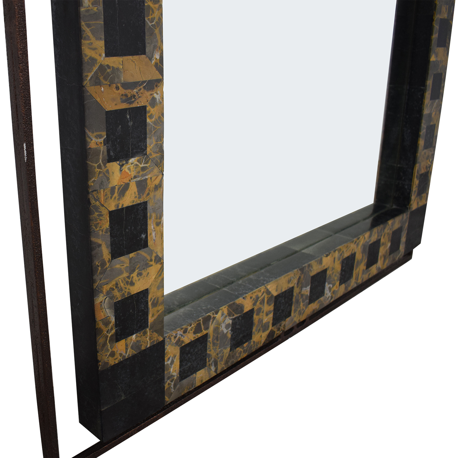 Large Double Framed Mirror sale