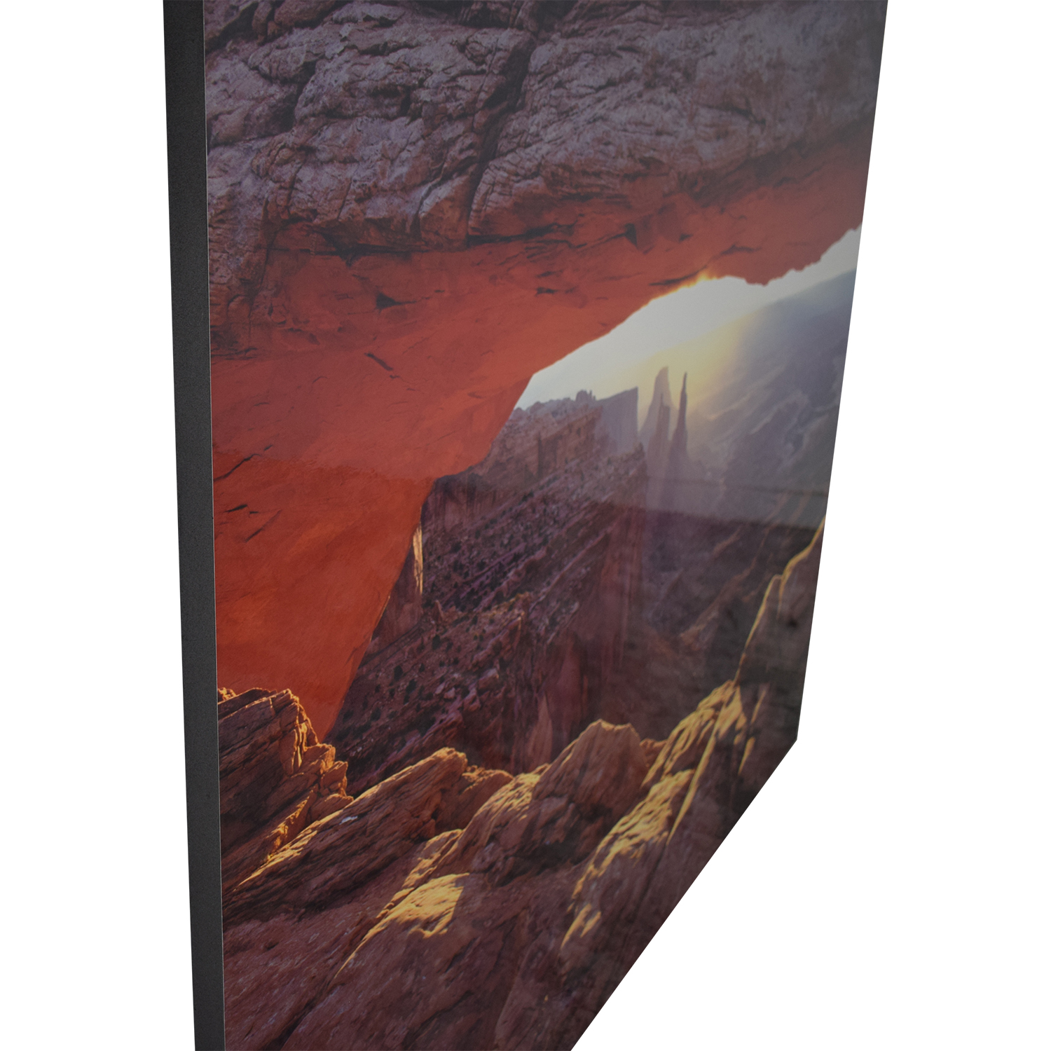 Canyonlands National Park Southwestern Enlarged Mounted Photo / Decor