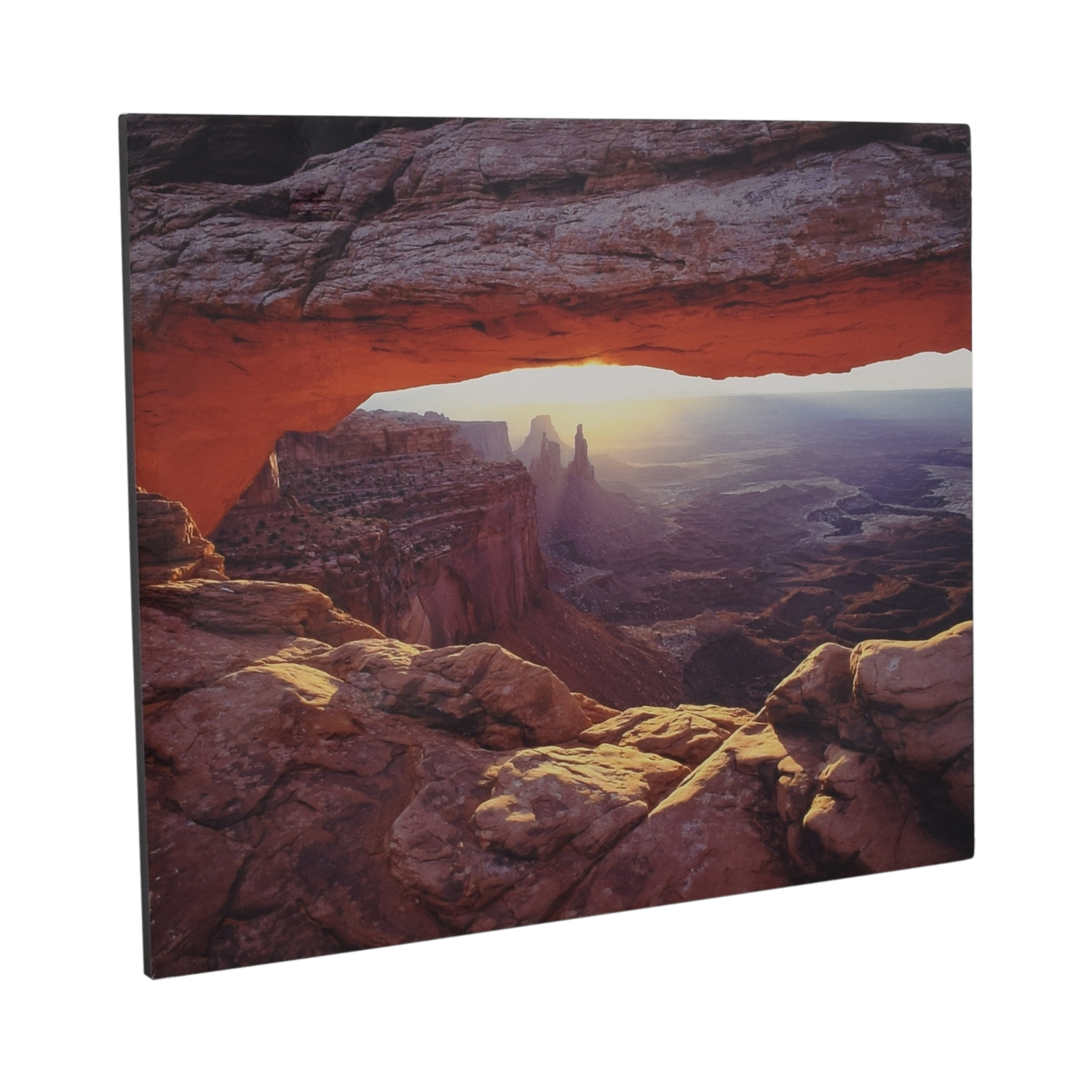 Canyonlands National Park Southwestern Enlarged Mounted Photo Decor