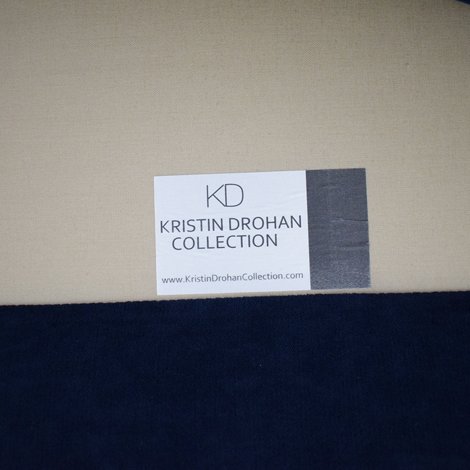 buy One Kings Lane Kristen Drohan Collection Andrew Day Chaise One Kings Lane