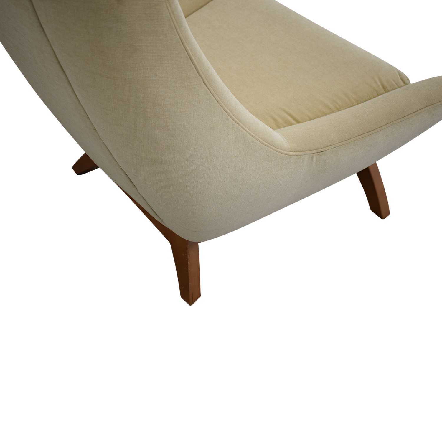 One Kings Lane Jasper Ribbed Chair sale