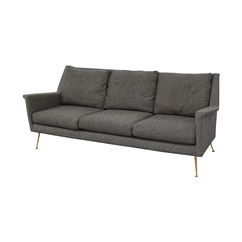 West Elm West Elm Carlo Mid Century Sofa price