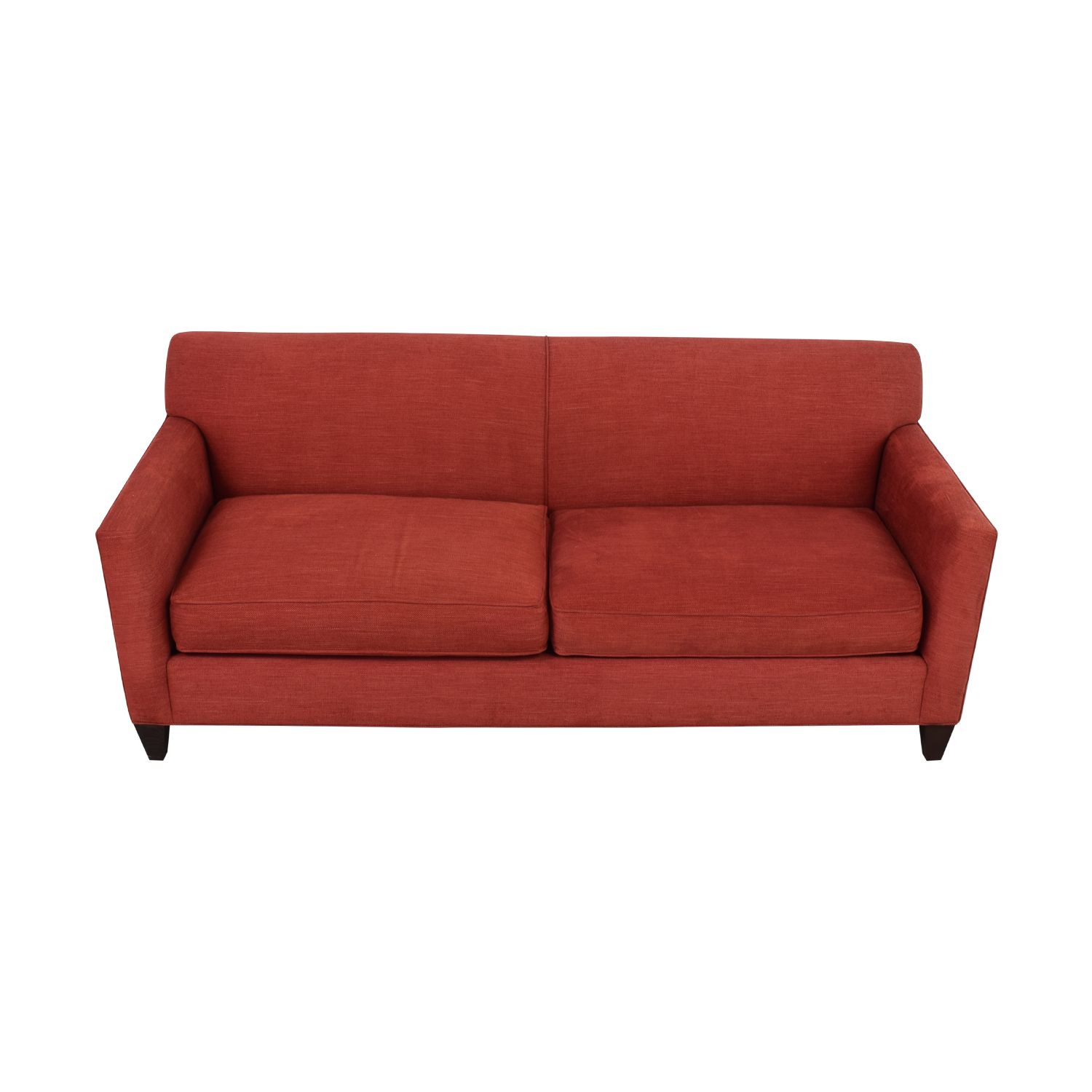 Crate  & Barrel Hennessy Sofa sale