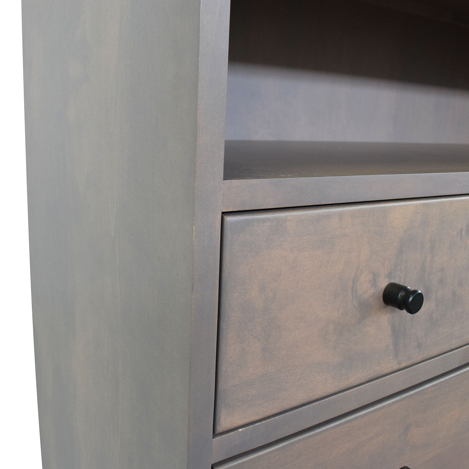 Room & Board Room & Board Storage Cabinet Bookcase gray