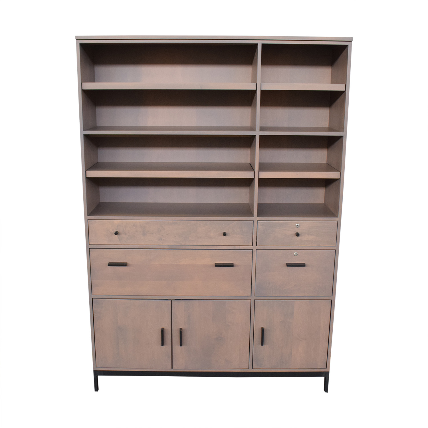 buy Room & Board Storage Cabinet Bookcase Room & Board Cabinets & Sideboards