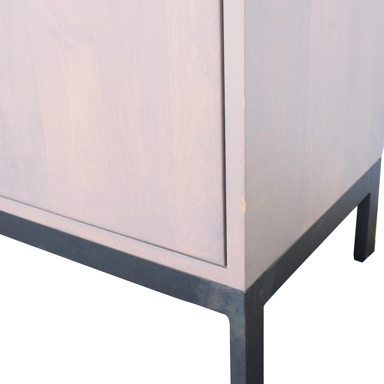 Room & Board Storage Cabinet Bookcase Room & Board
