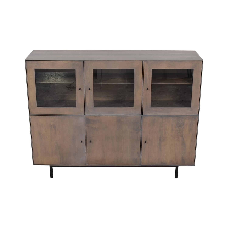 Room & Board Room & Board Hudson Custom Cabinet Cabinets & Sideboards