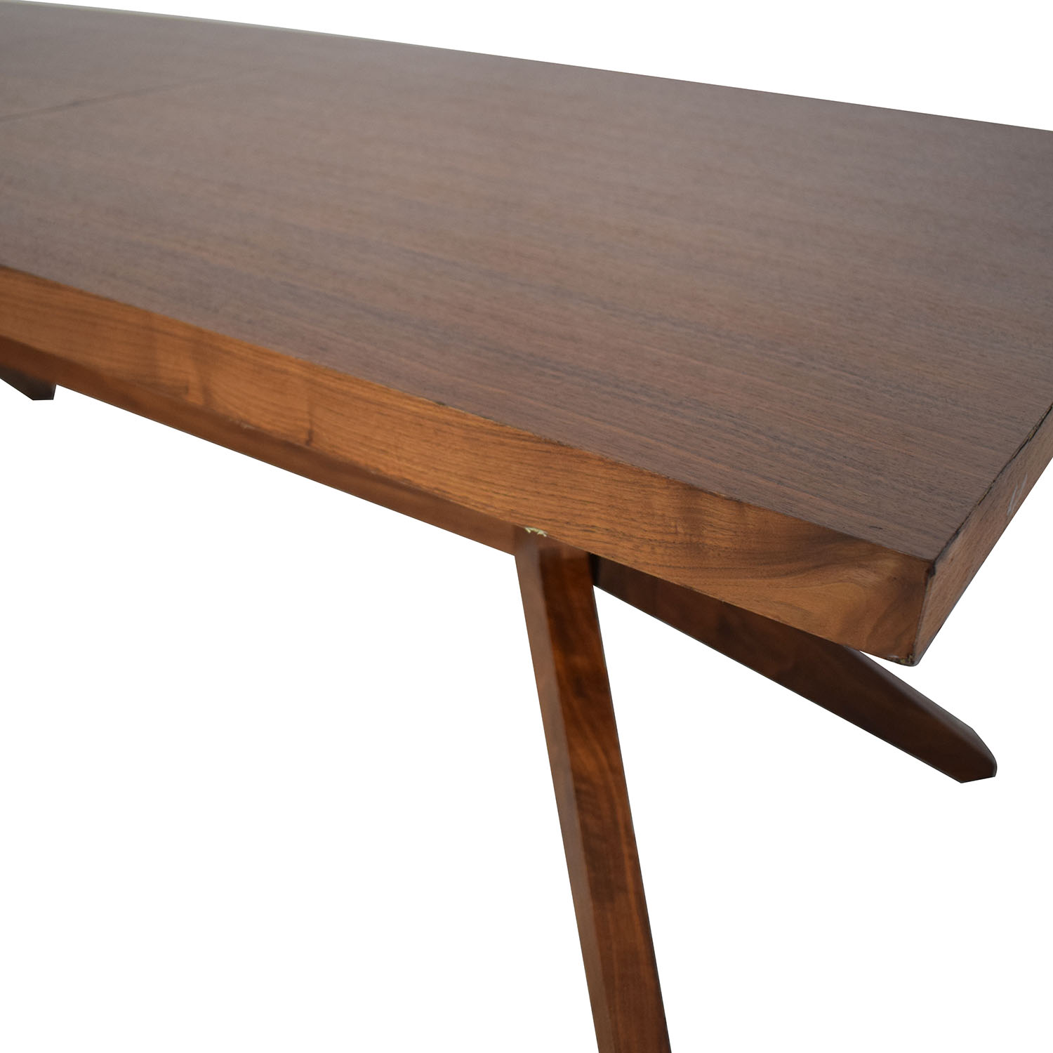 Case Matthew Hilton for Case Cross Extension Dining Table used