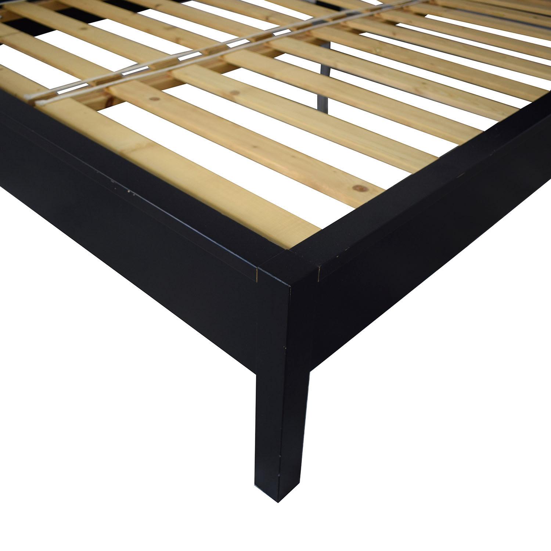 Custom Queen Bed Frame sale