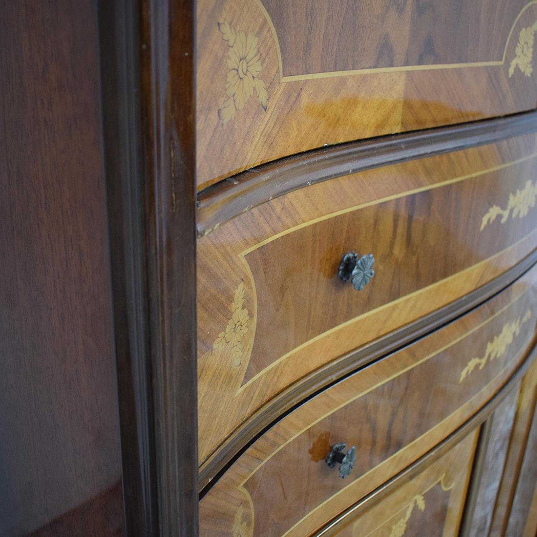 Roma Furniture Armoire / Storage