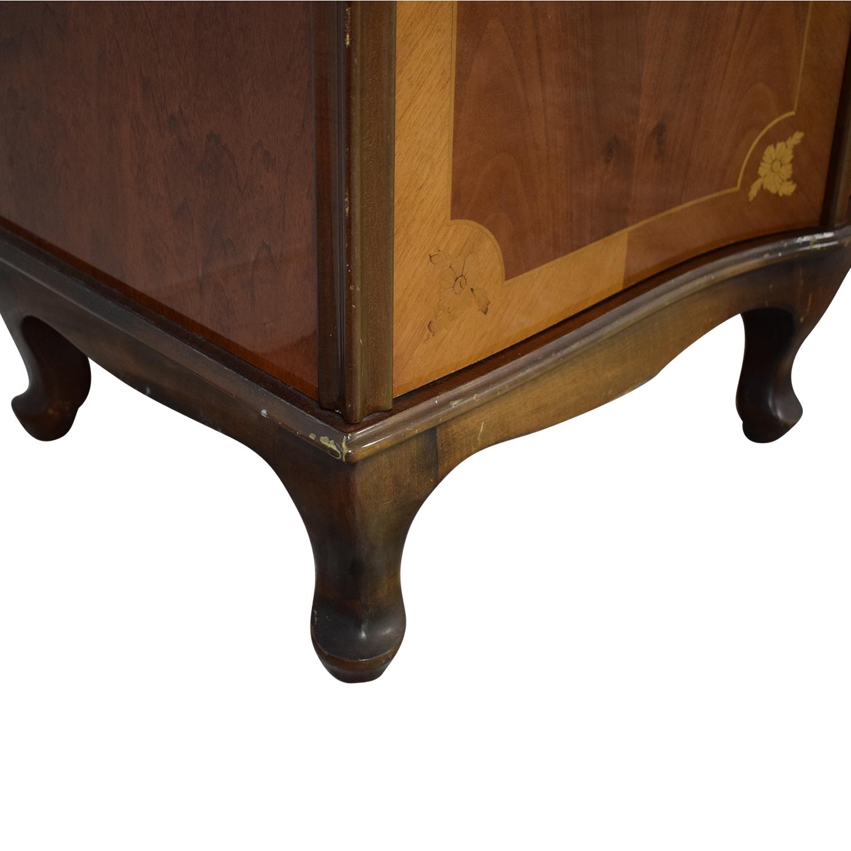 Roma Furniture Dresser with Mirror Dressers