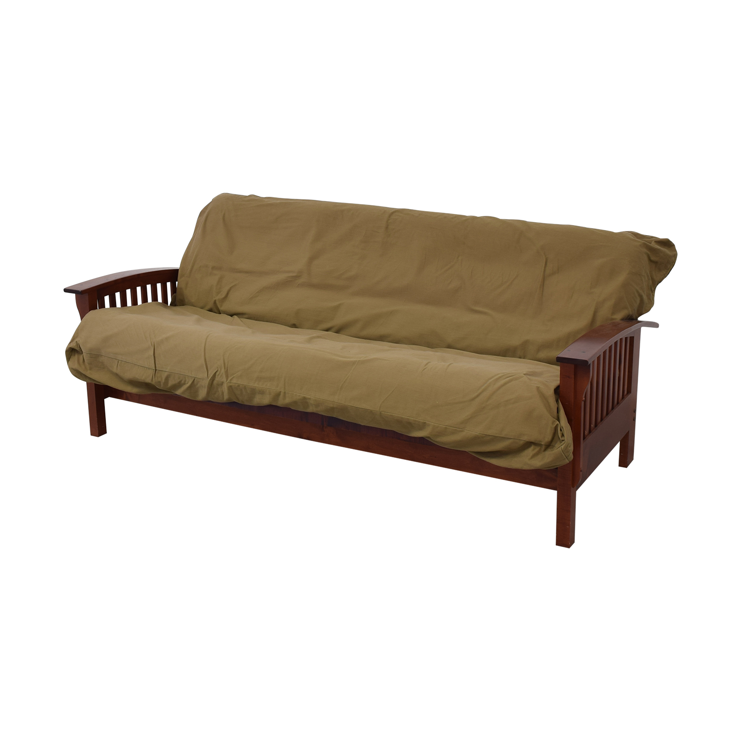 shop Wood Frame Futon