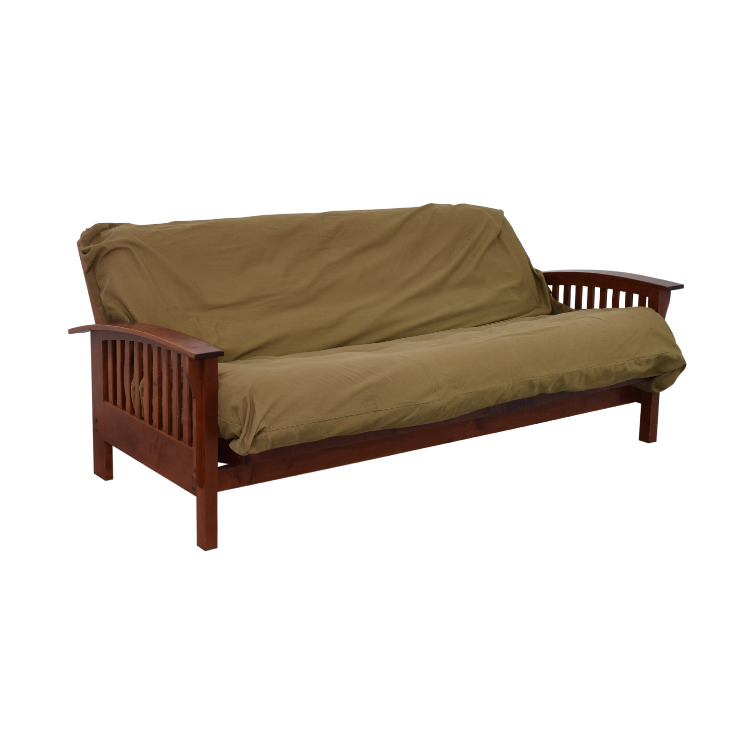 buy Wood Frame Futon