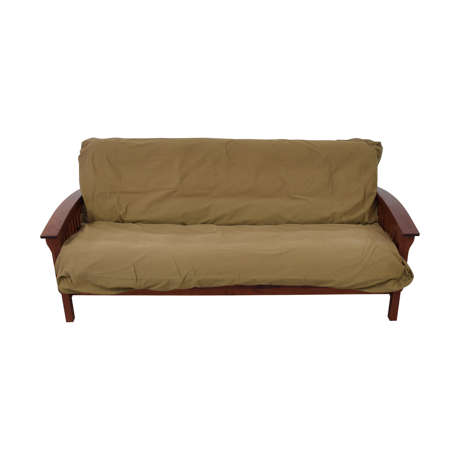 Wood Frame Futon sale