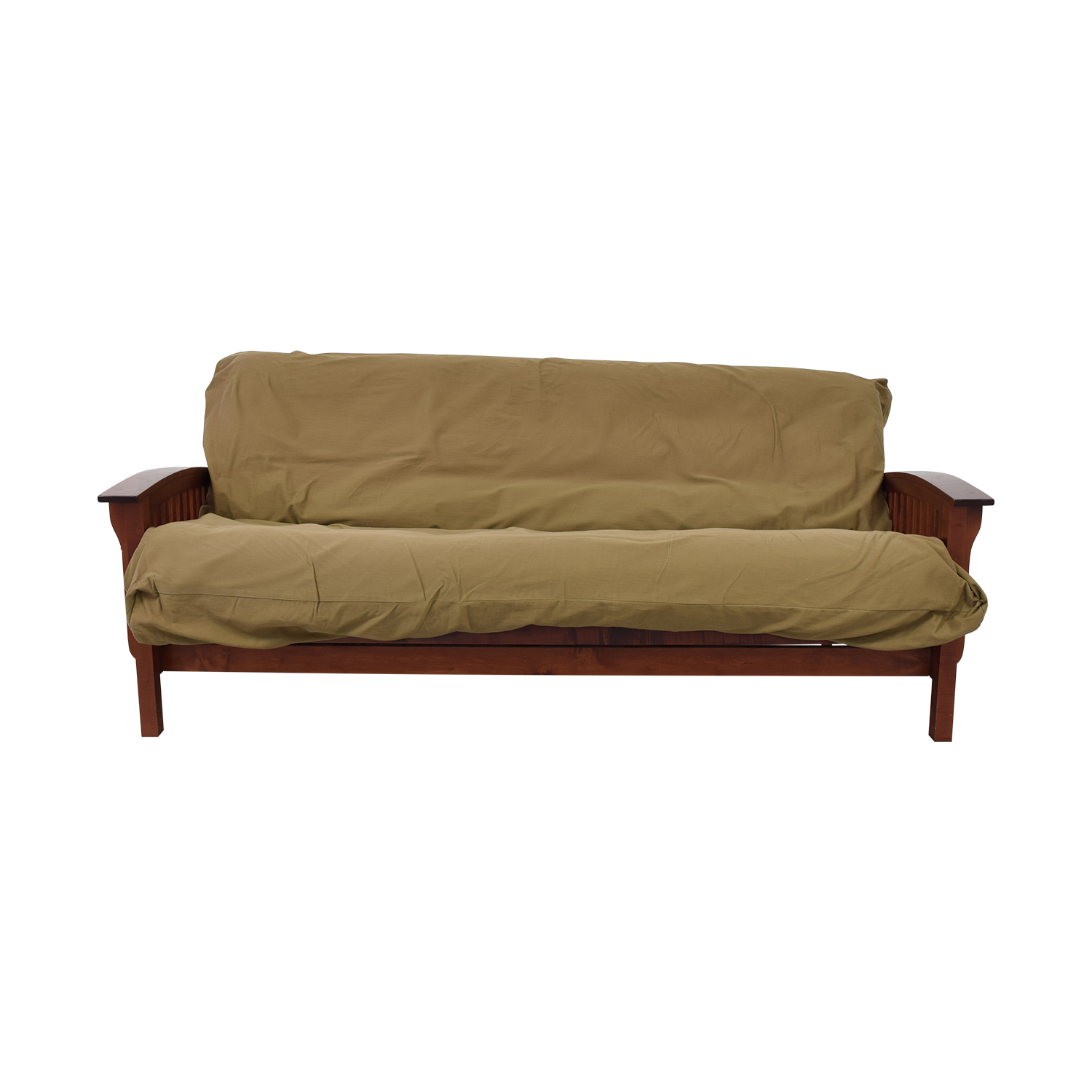 Wood Frame Futon coupon