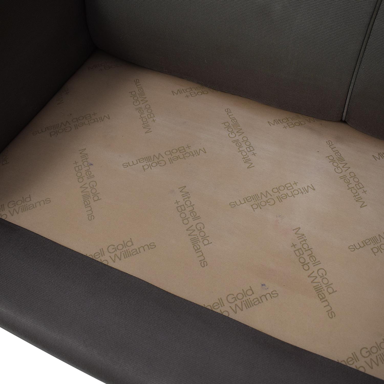 shop Mitchell Gold + Bob Williams Mitchell Gold & Bob Williams Cara Three-Cushion Sofa online