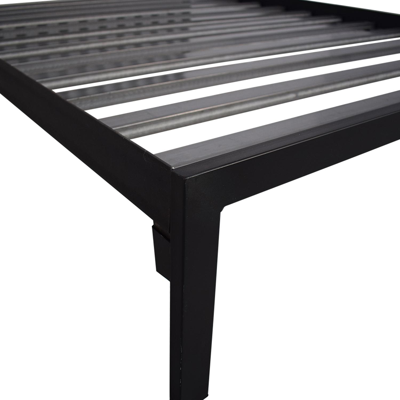 buy Room & Board Webster Queen Bed Room & Board Bed Frames