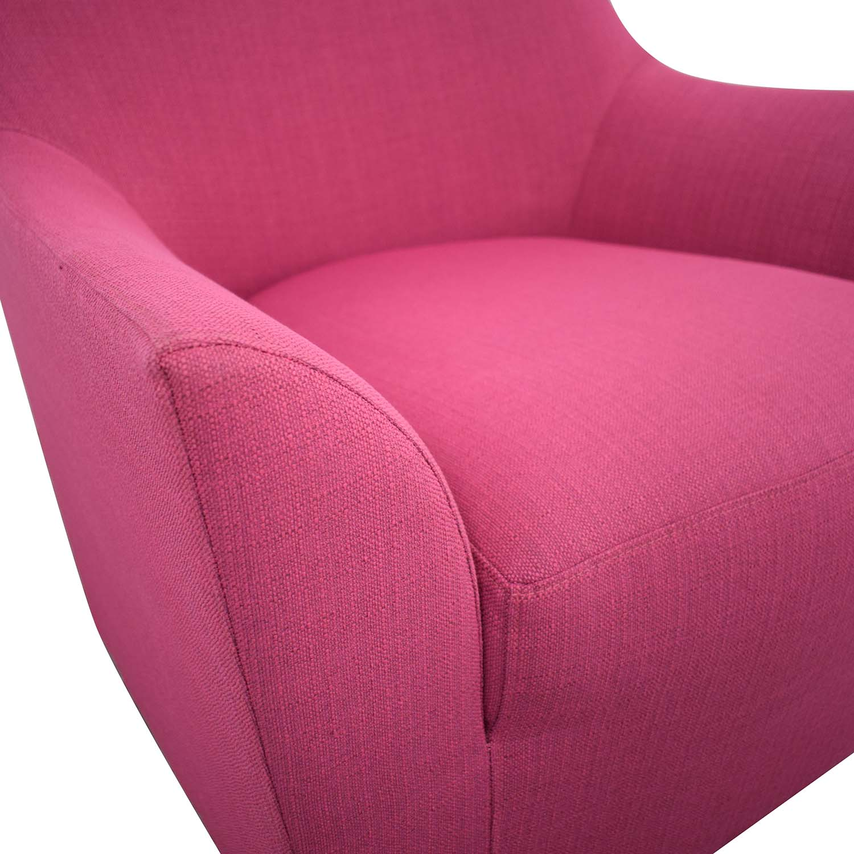 ABC Carpet & Home Chair and Ottoman / Chairs
