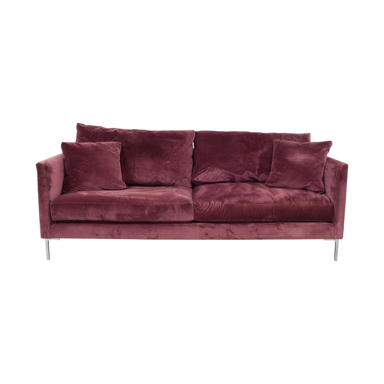 shop ABC Carpet & Home Cobble Hill Couch ABC Carpet & Home