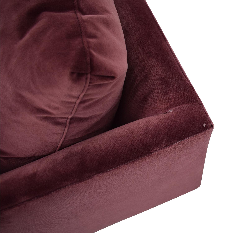 ABC Carpet & Home Cobble Hill Couch / Classic Sofas