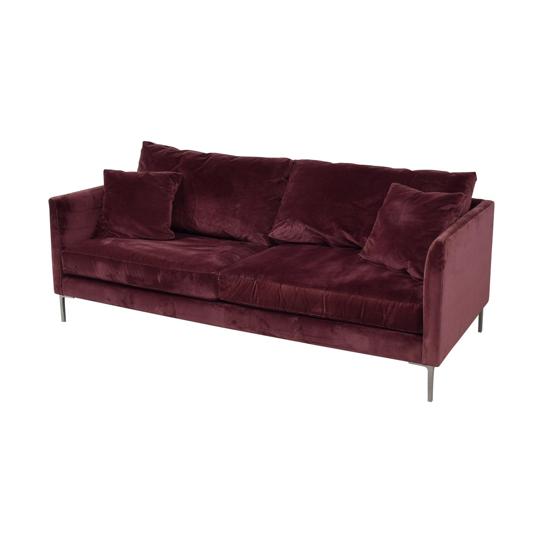 ABC Carpet & Home ABC Carpet & Home Cobble Hill Couch for sale