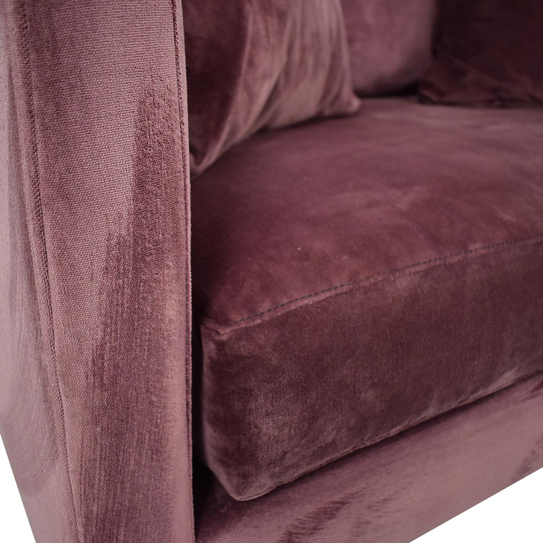 shop ABC Carpet & Home Cobble Accent Chair ABC Carpet & Home